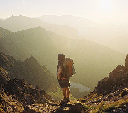 how to pack light for backpacking