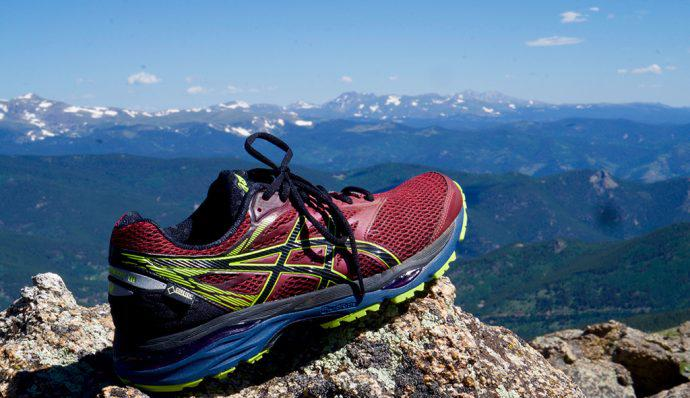 Going the Distance With the Asics GEL-Cumulus® 18 GTX® Shoe | GORE ...