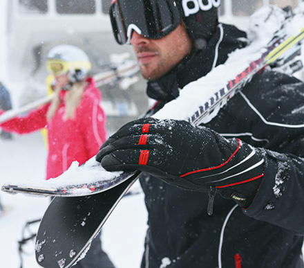 How To Keep Your Waterproof Ski Jacket And Other Gear In
