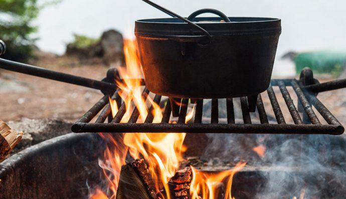 camping meals tips