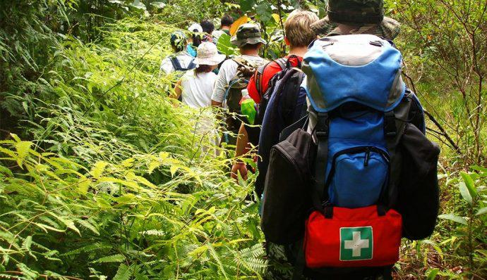 Hiking & Backpacking First Aid Kit