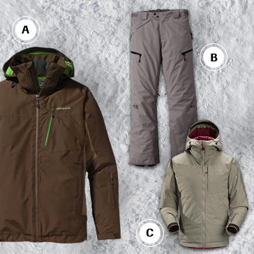 gear guide colorado haute route outer layers