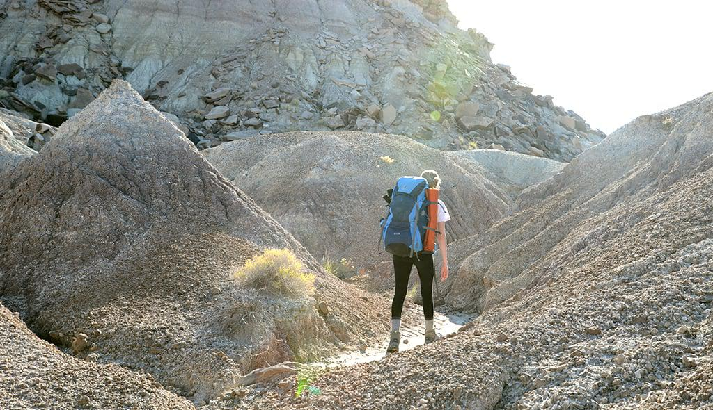 tips for desert hiking